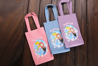 Wholesale New Frozen Anna Elsa Bags Frozen Bags Shopping Bags