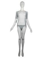 Wholesale Siren From Tron Spandex Superhero Costume Halloween Cosplay Party Zentai Suit
