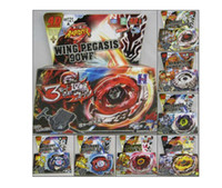 Wholesale LJP712 D Rapidity Beyblade Super Rare Beyblade Super Top models mix