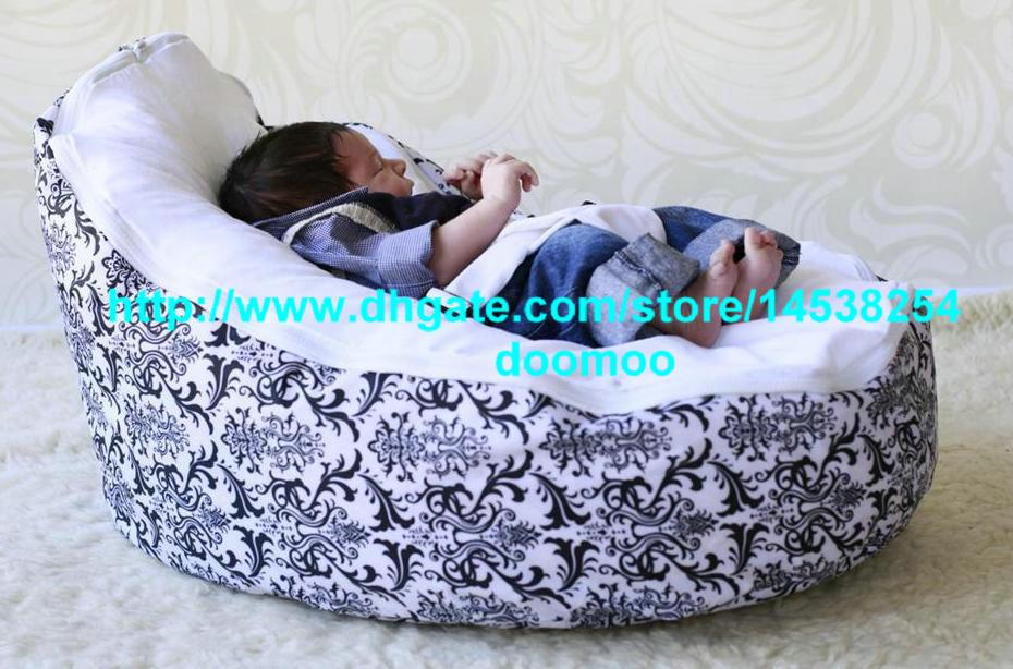 Modern Portable Baby Bean Bag Chair Baby Seat Furniture