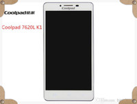 Wholesale Smart phone Original Coolpad K1 L LTE G FDD Mobile Phone inch IPS MSM8926 Quad Core GHz GB RAM GB MP Camera DHL Free