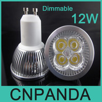 Wholesale High Power CREE W x3W Dimmable GU10 MR16 E27 E14 GU5 B22 Led Light Lamp Spotlights Led Bulbs CE RoHS