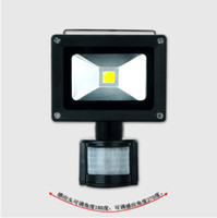 Wholesale W V waterproof PIR Motion sensor Induction Sense detective Sensor lamp LED Flood Light