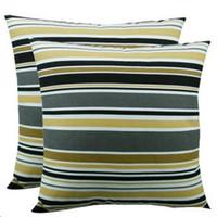 2pcs / lot frete grátis Carrie sofá travesseiro kaozhen ofhead almofada carro fibra travesseiro