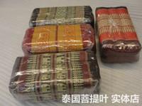 100% Cotton Cotton Rectangle 2pcs lot free shipping Capoc oblong pillow sofa pillow car cushion at home decoration fabric