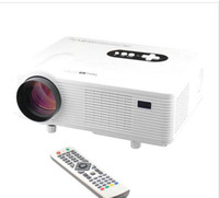 Wholesale Newest Game projector projektor proyectors projecteur with led lamp lighting hours for School home