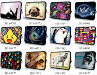 "Unisex Yes Print Wholesale-Free Shipping 13"" Laptop Sleeve Bag Case For 13.3"" Apple MacBook Pro,HP Sony Dell Acer407"