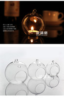 Christmas crystal candle holder - CM glass candle stand candle holders crystal candle holder for wedding home decoration