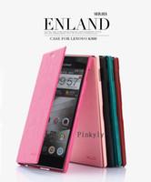For Chinese Brand Leather Black New Series LENOVO (K900) Fashion Cell Phone Case For Lenovo LENOVO (K900) Mobile Phone Sets Protective Sleeve Gold Black White Blue Pink
