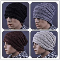 Wholesale new Korean male and female cannabis warm winter wool hat knitted hat fashion trend hedging cap