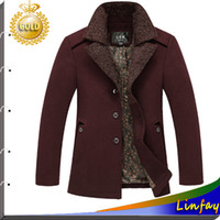 Wholesale New Arrival TOP Quality Men Jackets NK Wool Jacket Brand Men s Jacket Overcoat Mens Coat Autumn Winter Jackets For Men Coat