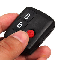 for Ford BA BF Falcon Ute SX SY Territor Alarm Systems & Security  car Replacement Ford 3 Buttons Remote Key Fob Case For BA BF Falcon Ute SX SY Wagon Free shipping