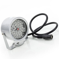 Wholesale 1pcs LED illuminator Light CCTV IR Infrared Night Vision For Surveillance Camera Brand New
