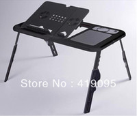 US $48.00 / piece close Delivery:  days (ships out within 6 days Free Shipping Multifunctional laptop table, bed, lazy desk folding computer desk with fan radiator genuine