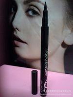 24pcs 4 g Eyeliner Free Shipping 24pcs Quick-drying Waterproof Liquid Eyeliner Black Eyeliner Pen Last 24 hours