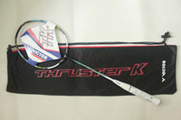 victor racquet - victor TK9000 badminton rackets high end badminton racquet free shipment
