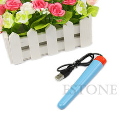 Wholesale 1Pc Fleshlight USB Hole Warmer Applicable heating rod For All Masturbation Sex Toys