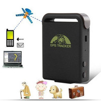 Cheap TK102B GPRS GSM GPS Tracker TK102 B tracking Mini Car Vehicle Tracker Global Real Time 4 bands, Full Accessories Support TF Card free shippi