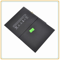Wholesale High Quality mAh Replacement Built in Table PC Battery For I Pad Air DHL