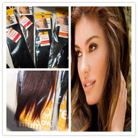 human hair premium now - 5PCS Sensational Premium Now Hair Yaki Human Hair Mixed Synthetic Hair Extension Premium Weft Braid Hair quot quot