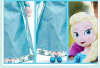 Wholesale Hiigh quality Frozen Doll Princess Elsa Anna Plush Doll Brinquedos Kids Baby Soft Toys Girls Dolls Frozen Plush Toys