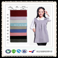 Wholesale shielding fabric Antiradiation fabric for garment pregnant protect