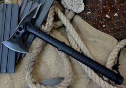 Wholesale SOG AXE Black Fine cast Hatchet Tomahawk Poleaxe Axe Multifunction Nylon fiberglass Handle Freeshipping