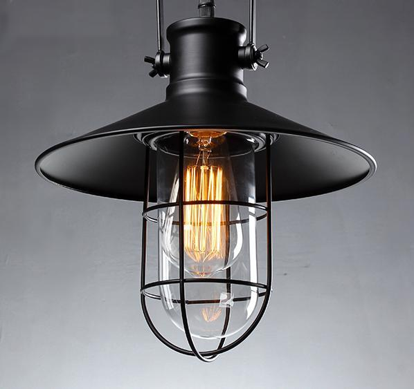 Industrial Edison Light Bulb Filament Globe 40w Retro Lamp