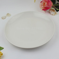 Wholesale 2014 Fashion Candy Color Melamine Plate Fruit Plate Dish Salad Plate Fedex