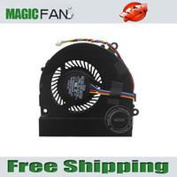 laptop cpu cooling fan - New laptop cpu cooling fan for ASUS U41JF HASEE K580P K580N FCN DFS531005PLOT FB85 WIRES