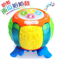 Baby Boys Learning Machine Child clap drum multifunctional story telling hand drum music electronic drum