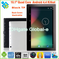 Wholesale Drop Shipping Slim quot quot A31S Quad Core KitKat Android Tablet PC G RAM GB ROM GHz Bluetooth HDMI Customized A31S Tablet