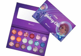 Wholesale ePacket Pieces New Makeup BH Cosmetics Galaxy Chic Baked Eyeshadow Palette Colors Eye Shadow
