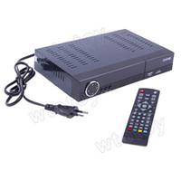 DLP   H.264 MPEG4 DVB-T2 HD SDTV Receiver Digital Television Box 20620