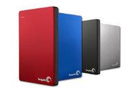 Wholesale Seagate BackupPlus External portable hard drives quot HDD TB USB3 Color Red black blue silver