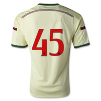 BALOTELLI #45 Third Soccer Jersey, Thailand Quality Customize...