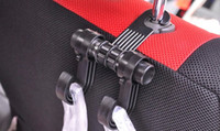 Wholesale Multifunction Car Hanger Auto Bags Organizer Coat hook Accessories Holder Clothes Hanging Holder