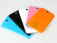 Wholesale thin inch a23 phablet dual sim card android MB GB dual camera bluetooth phone calling tablet pc multi color p1000 q8