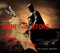 batman signal - Freeshipping PC a Batman Signal Emblem Pendant Necklace BFXFB014