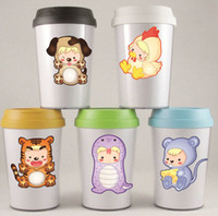 Graphic vinyl PVC Cartoon Hot selling new 2013 Sticker notebook furniture cup travel bag ofhead child the Chinese kung fu teaset