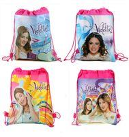 EMS DHL drawstring bags handbags children school bags kids' ...