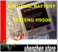 H9500 FEITENG For FEITENG EB595678LU Feiteng Battery original 2600mah for 9500 H9500 android (s4) MTK6589 Free shipping airmail tracking code