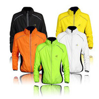Tops Anti Bacterial Men Tour de France Bicycle Cycling Jersey Men Riding Breathable Jacket Cycle Clothing Bike Long Sleeve Winter Wind Coat 5 Colors 2014 new top 1