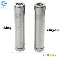 Cheap Top selling products Mechanical Mod e cig king e cig chi you mod clone