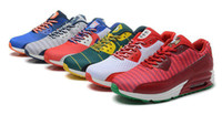 Wholesale Cheap Max90 Shoes Max90 The World Cup Sports Shoes Athletics Training Sneakers Boots Footwear Men Trainers On Discount Sale Mens Shoes