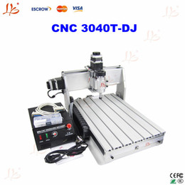 Wholesale CNC router cnc T DJ engraving machine CNC Cutting Machine Carving Drilling Milling Machine upgrade from cnc3020