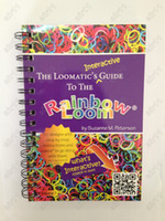 Wholesale 2014 New Gifts amp Toys Rainbow Loom Book The Loomatic s Interactive Guide To The Rainbow Loom Designs With Step By Step Instructions