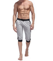 Wholesale Casual Mens Brand Cotton Sportswear outdoor Running Casual Shorts trousers GYM Run sports Male beach boardshorts Middle half pants