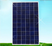 Wholesale 250W Polysilicon Solar Panel Photovoltaic Panels Module Polycrystalline Silicon Solar Cells DIY Waterproof Power Generating System
