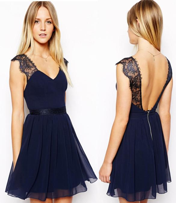 Casual Homecoming Dresses Photo Album - Klarosa